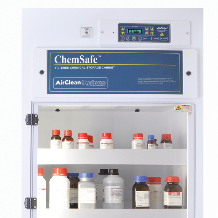 ChemSafe™ Filtered Chemical Storage Cabinet