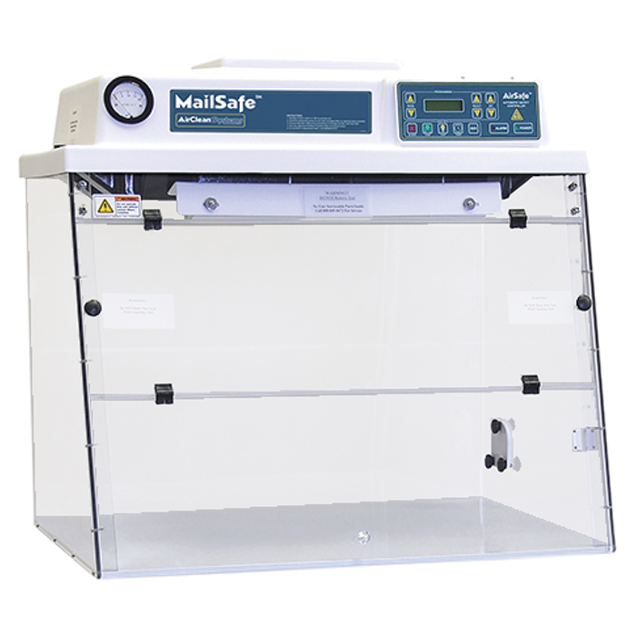 MailSafe™ Ductless Class 1 Mail Handling Workstation