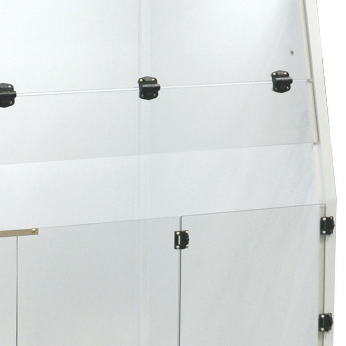 Polypropylene Free-Standing Ductless Enclosure