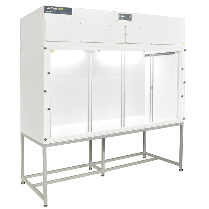 Polypropylene Vertical Laminar Flow Enclosure
