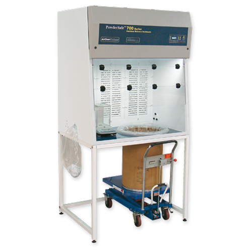 PowderSafe™ Bulk Handling Enclosure